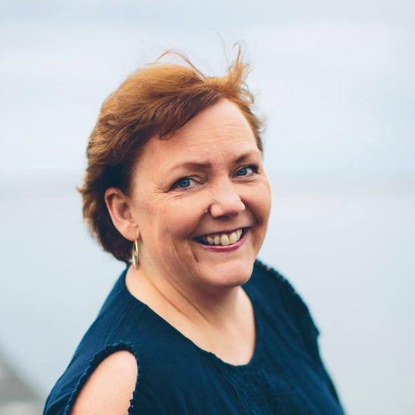 Porträtt Mia Mellström
